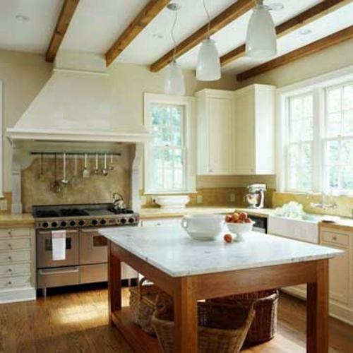 10 Unique Small Kitchen Design Ideas: Unique Design Ideas For Kitchen With Many Windows