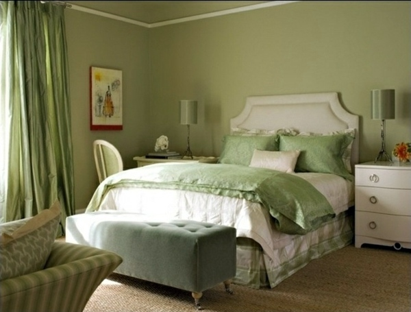 Wall Color Olive Green Relaxes The Senses And Fights Against Daily Stress Interior Design Ideas Avso Org