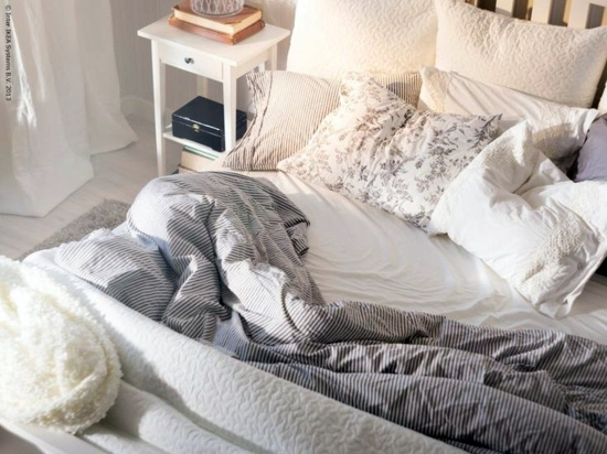Schlafzimmer - Ikea Bedroom - synonymous with style, elegance and functionality