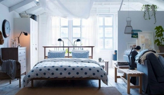 Wohnideen - Ikea Bedroom - synonymous with style, elegance and functionality
