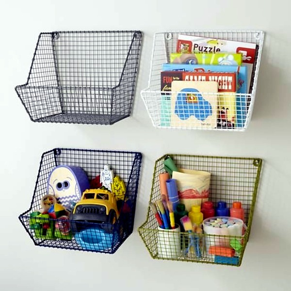 Storage Nursery - practical design ideas