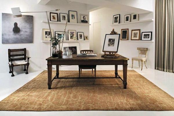 Robust Decoration Ideas With Tufenkians Carpet Interior