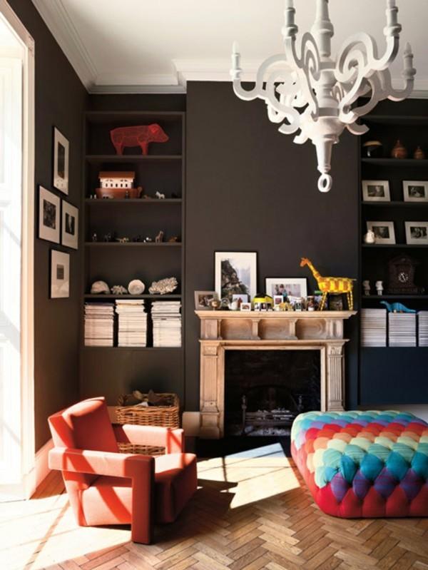 30 cool, eclectic interior design ideas