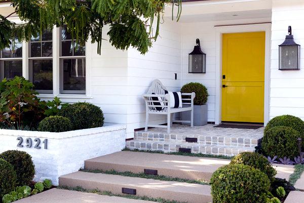 Contemporary - Veranda design - innovative and colorful interior design ideas