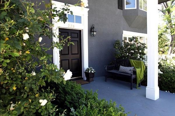 Veranda design - innovative and colorful interior design ideas