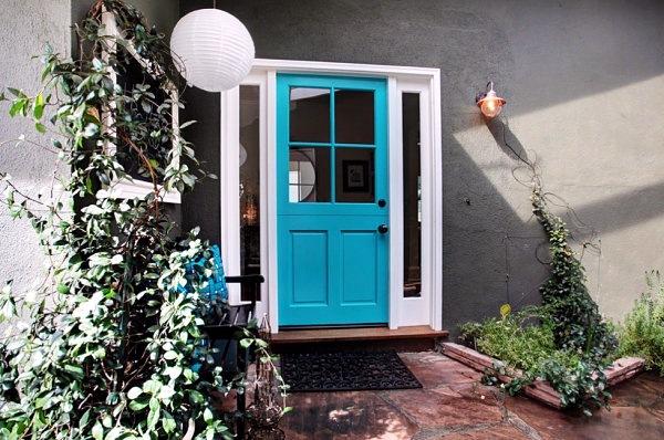 Gartengestaltung - Veranda design - innovative and colorful interior design ideas