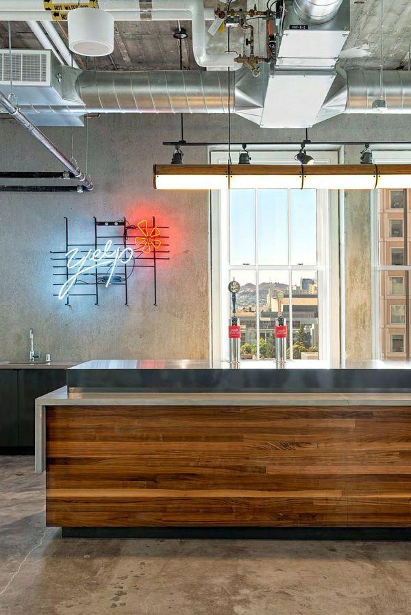 Einrichtungsideen - Yelp staff accommodation in San Francisco