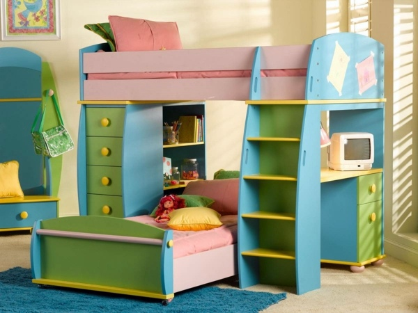 Choose The Right Loft Bed With Stairs For Kids Interior Design Ideas Avso Org