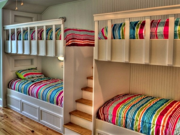 Choose the right loft bed with stairs for kids | Interior Design Ideas |  AVSO.ORG