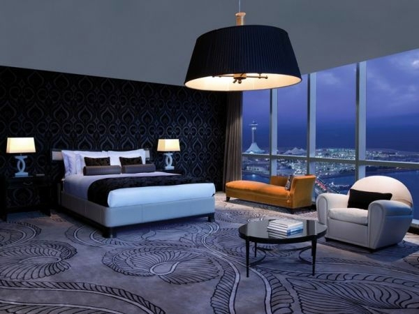The world's best luxury hotel room - a touch of heaven ...