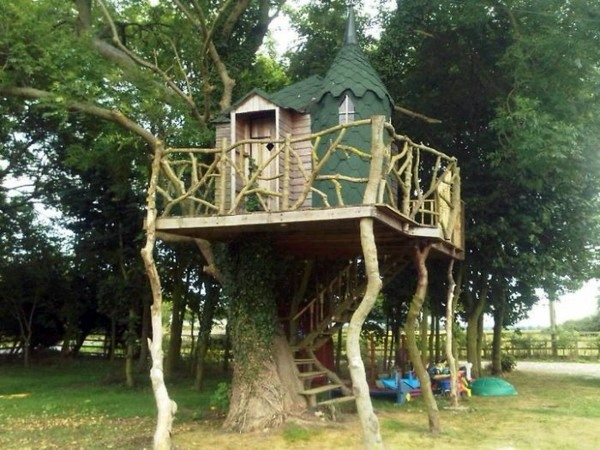 The most beautiful tree houses in the world