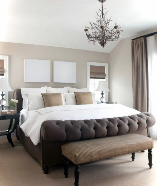 20 Cool Bedroom Ideas – The bedroom set completely chic ...
