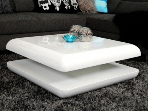 Bring More Glamor And Individuality In The Living Room Choose A Work Of Art Like This Coffee Table