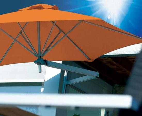 Gartengestaltung - Balcony design - enjoy the summer days in the shade
