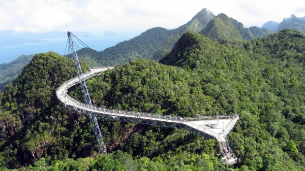 Art - The most amazing and famous bridges in the world