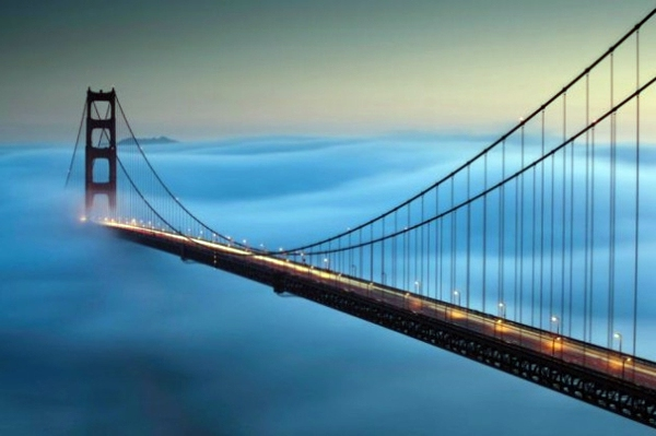 Contemporary - The most amazing and famous bridges in the world