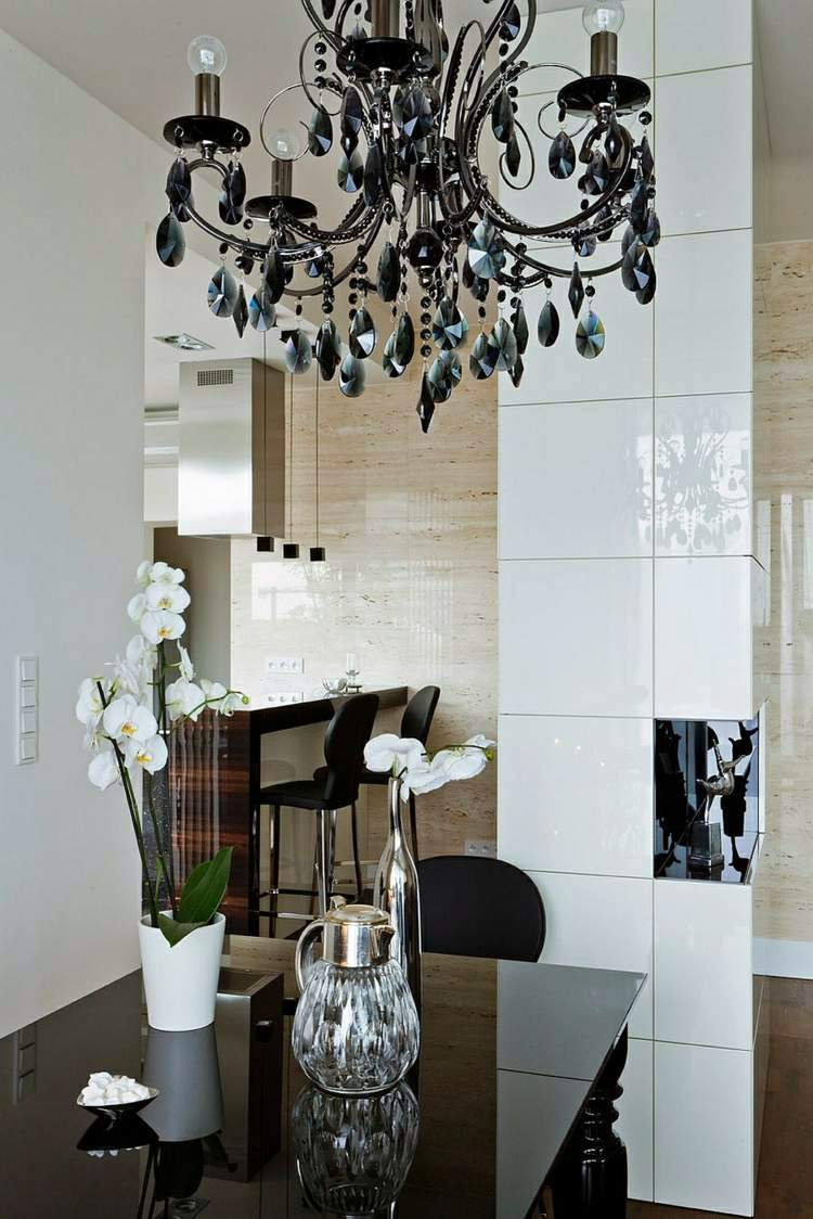 Innenarchitektur - Cool Decorating tips - a chic, modern apartment in Warsaw