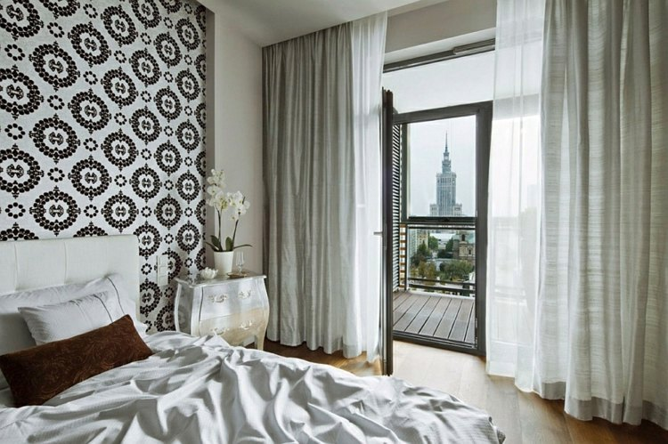 Cool Decorating tips - a chic, modern apartment in Warsaw