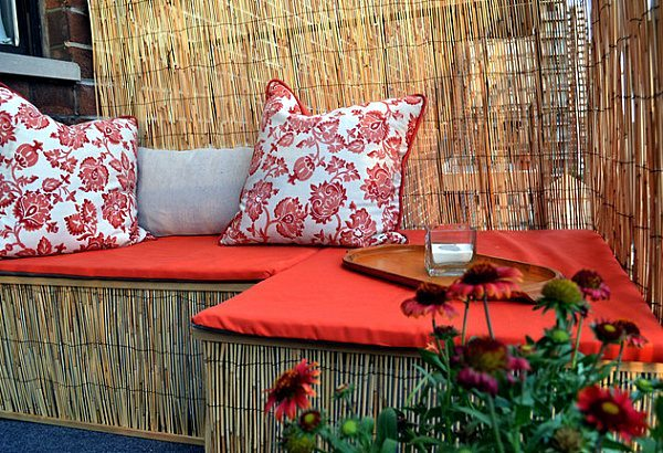 Gartengestaltung - Cool Balcony Decoration Ideas - Create your balcony with style