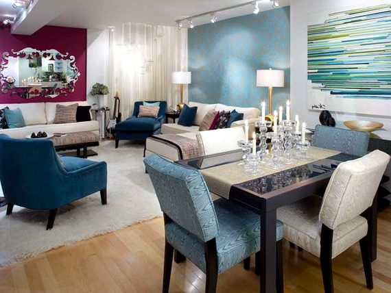 Attractive Living Room Design Ideas from Candice Olson ...