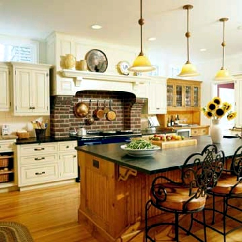 15 Interesting And Practical Ideas For Old Fashioned Kitchens Interior Design Avso Org