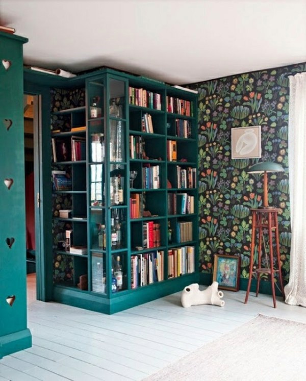 Regale - Stylish bookcase systems make your home comfortable