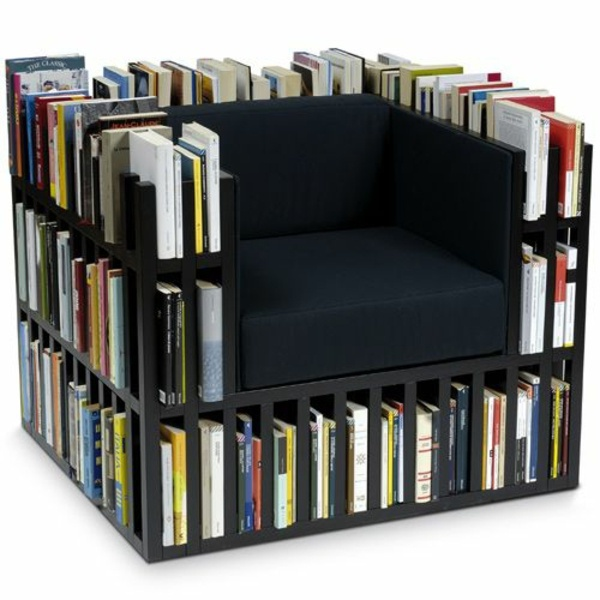 Stylish bookcase systems make your home comfortable