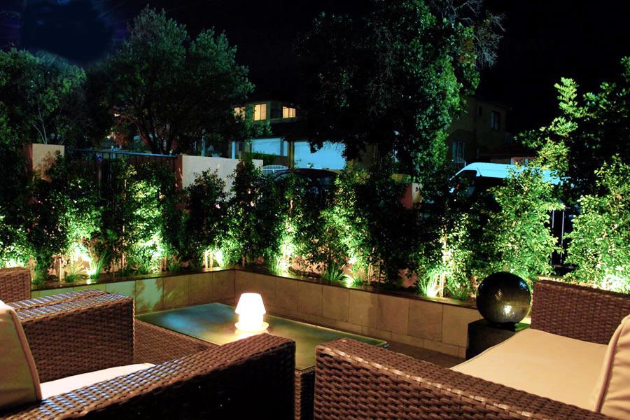 Garden Lighting Ideas For Light