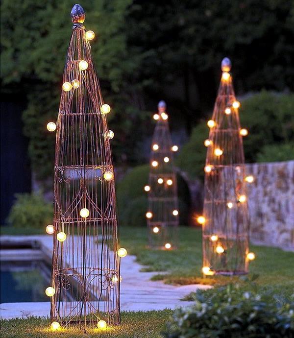 Tips For Garden Lighting Ideas for light games
