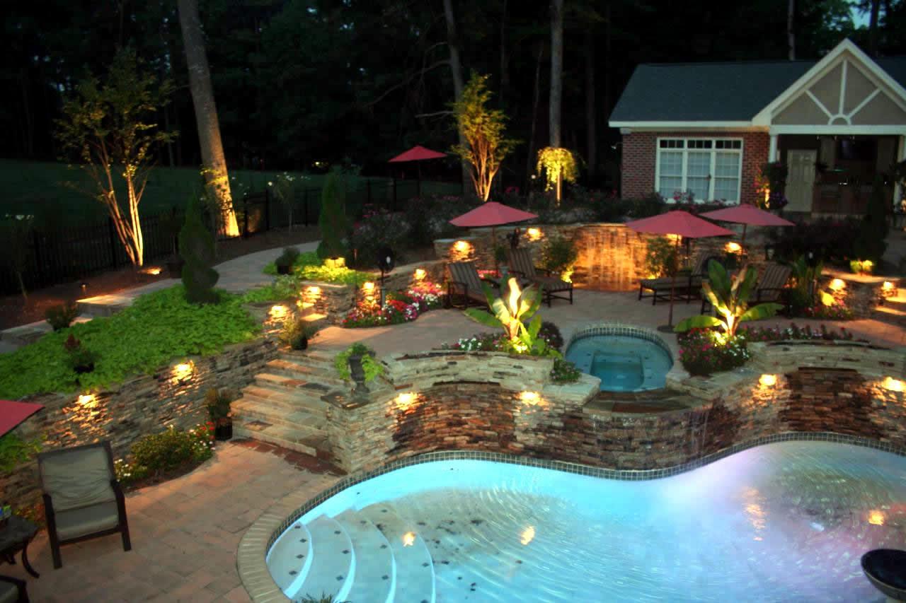 tips  garden lighting ideas  light games interior