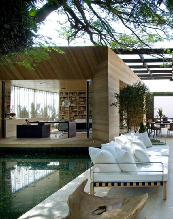 Wooden Bungalow Prefab House 50 Highly Modern Wood And Log Homes Interior Design Ideas Avso Org