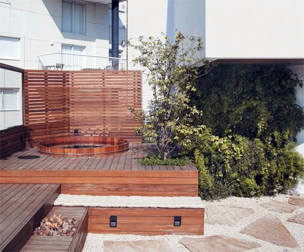 Garten & Pflanzen - Modern interior design ideas - make a great corner for relaxation