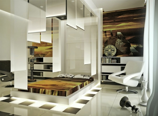 26 Futuristic Bedroom Designs Interior Design Ideas Avso Org