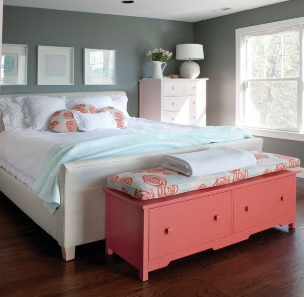 Schlafzimmer - Color Ideas Bedroom - influential colors and decoration