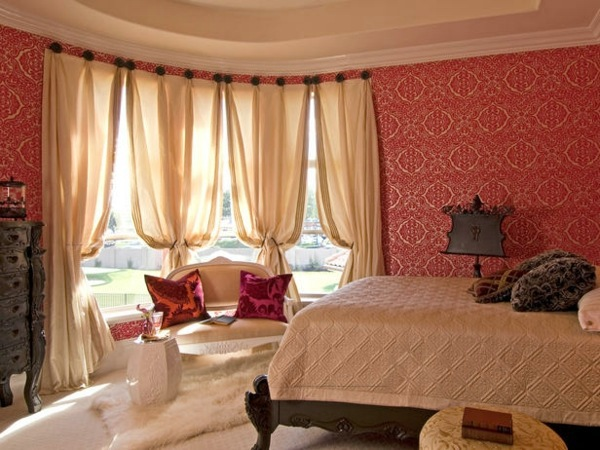 Color Ideas Bedroom - influential colors and decoration