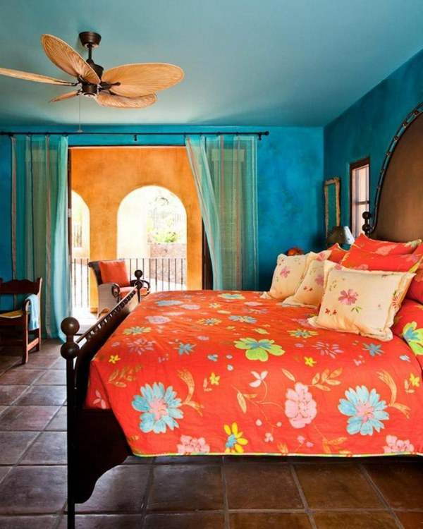 Color Ideas Bedroom – influential colors and decoration ...