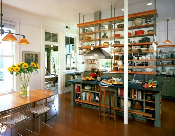 Kücheninsel - Set up your modern kitchen with a cooking island