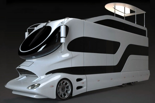 Reisen & Urlaub - The most expensive RV in the world - Elemment Palazzo