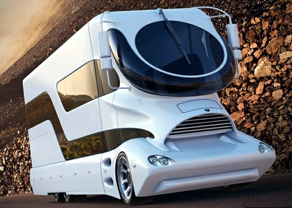 The most expensive RV in the world - Elemment Palazzo