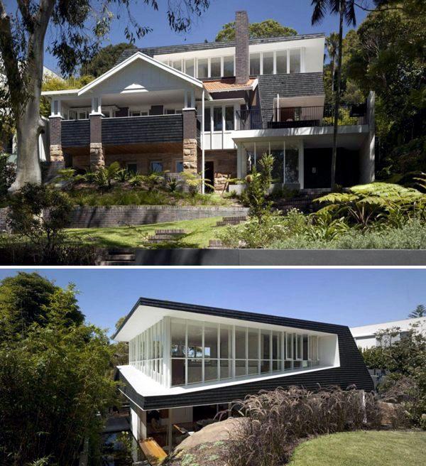 Five modern house extension design   Interior Design Ideas ...