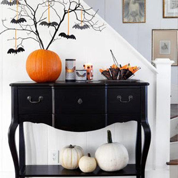 Halloween Deko - 30 cool interior design ideas for Halloween decoration