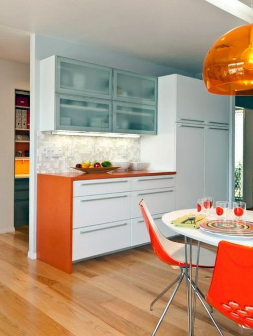 Küchenrückwand - Kitchen worktop and kitchen back wall: Meet The absolutely perfect choice