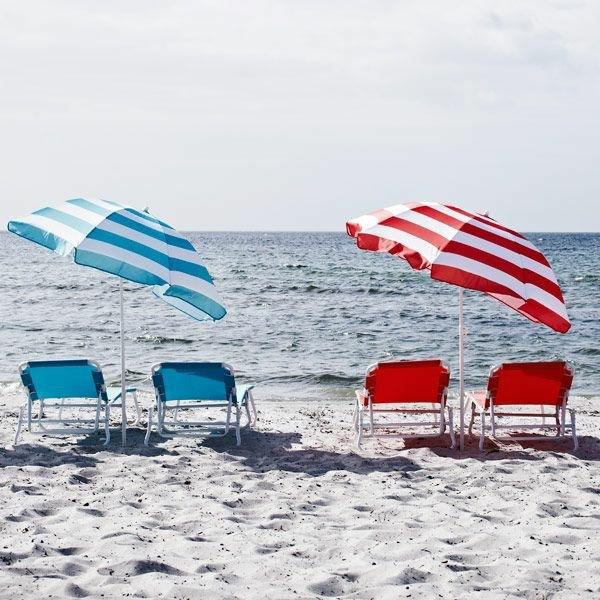 Beach chair Ikea - cheap lounge furniture for your beach trip