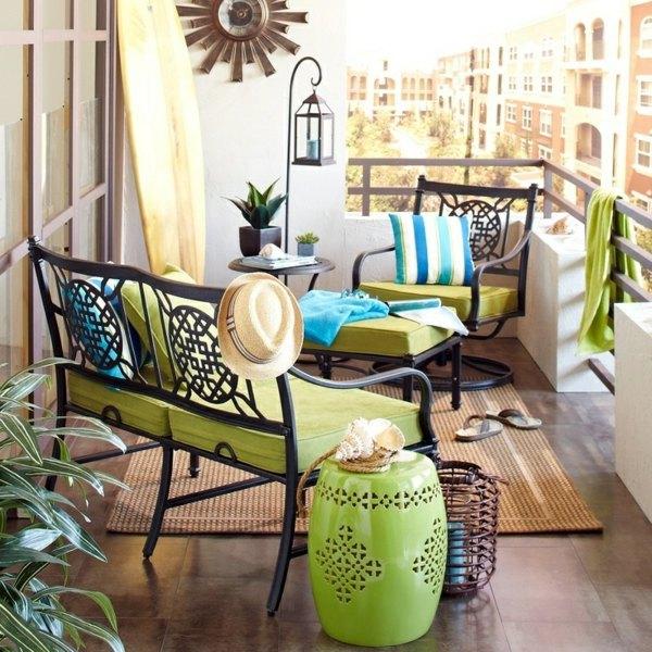 Balcony furniture build yourself – Garden Furniture Set  Interior