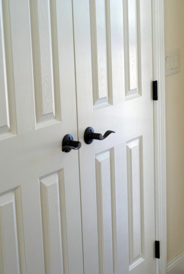 Large Wood Door Handle