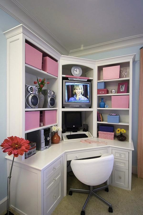 Study Room Storage: 81 Youth Room Ideas And Pictures For Your Home