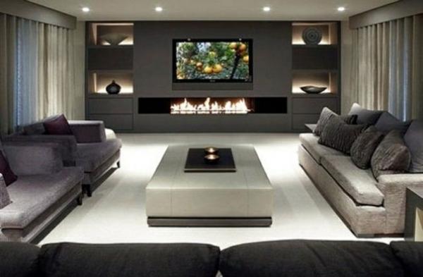To make 30 design ideas modern living room | Interior Design ...
