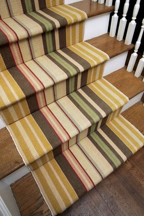 35 Cool Stair Rugs To Make Your Life Safer Interior
