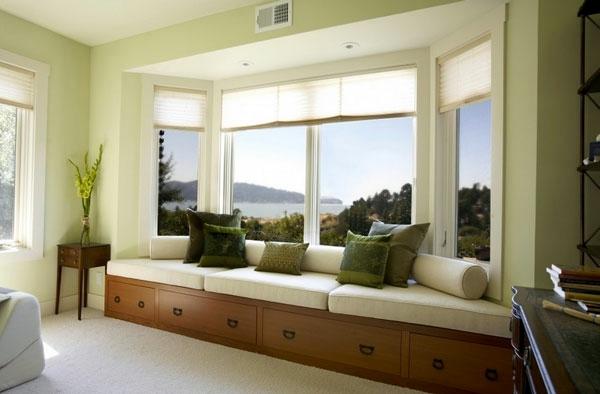 Wohnideen - Setup window niche cozy