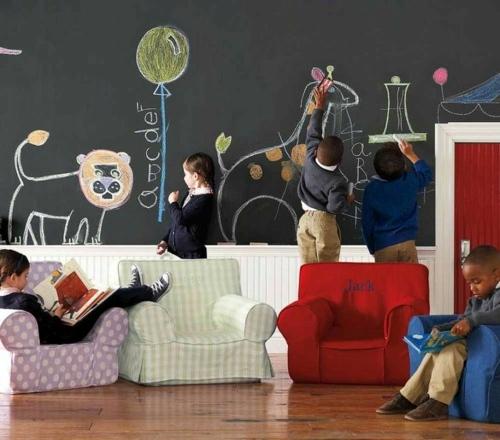 Kinderzimmer - Nursery emphasize - 20 colorful decorating ideas